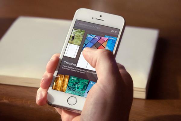 Paper: een mooiere versie van Facebook