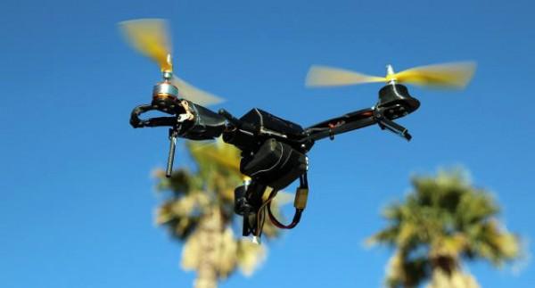Pocket Drone: een vliegende camera voor in je broekzak