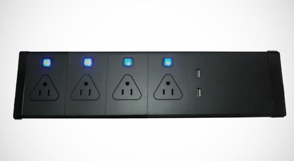 Smart Power Strip: een stekkerdoos met een internetverbinding