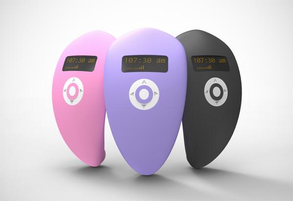 Snoozen tot je een ons weegt met deze wekker-vibrator