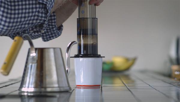 AeroPress: de lekkerste koffie die je thuis kunt maken voor slechts 26 dollar