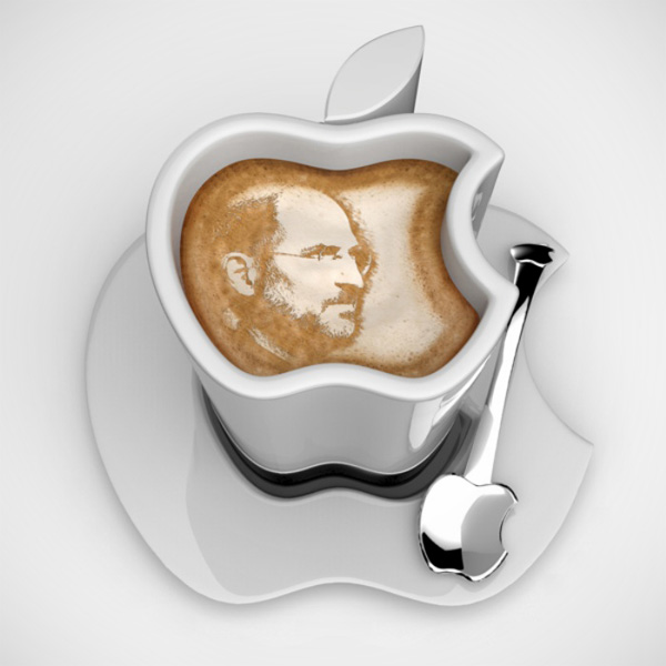 iCup: een USB-koffiebeker voor fans van Apple