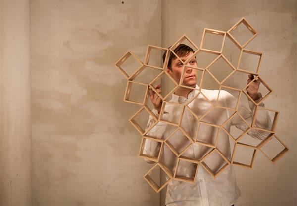 Deze wonderlijke sculpturen van Erik Aberg tarten de verbeelding