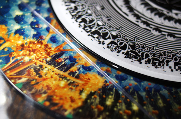 Mooi: LP's met een verborgen videoboodschap