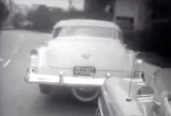 Met deze uitvinding uit de jaren '50 kan iedereen fileparkeren