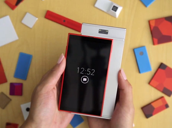 Meer info over Google's modulaire Phonebloks smartphone project