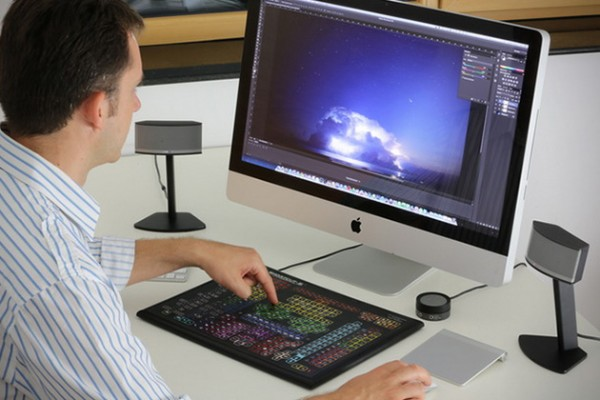 Shortcut-S: een toetsenbord speciaal voor Photoshoppers