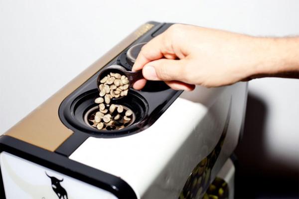 Bonaverde: het koffiezetapparaat dat ook je bonen brandt