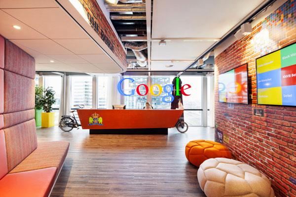 Werken bij Google Amsterdam