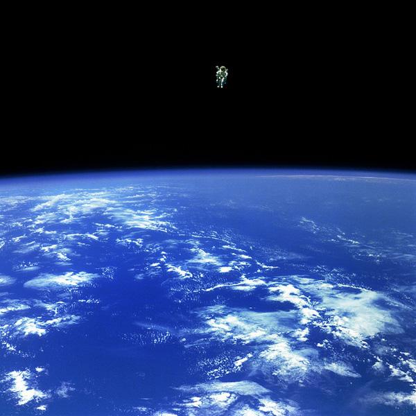 Schitterend: de #RealGravity foto's van NASA