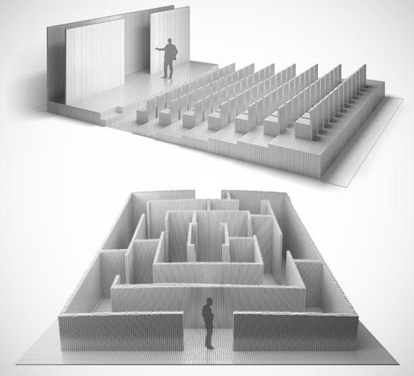 Space Generator concept geeft een nieuwe dimensie aan ruimte