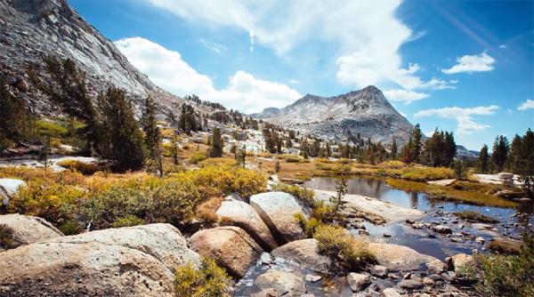 Deze timelapse van Yosemite Park doet je snakken naar een reis naar Californië