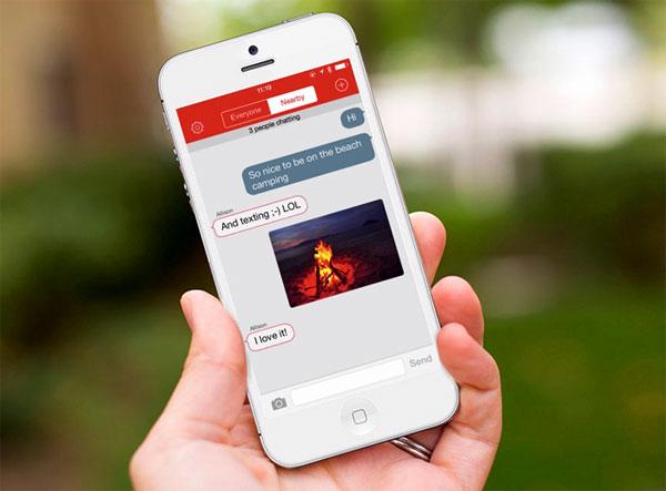 FireChat: een berichtenapp waarvoor je geen internetverbinding nodig hebt