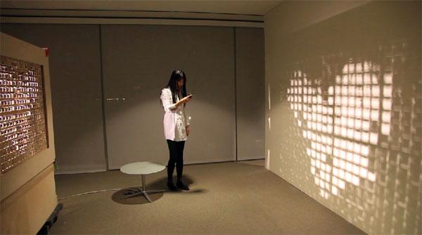 Lightbyte: maak animaties met zonlicht op je muur