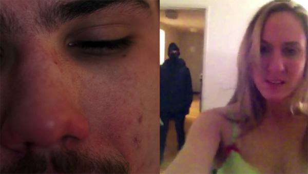 Murder on Snapchat: een korte film over de gevaren van vreemdgaan
