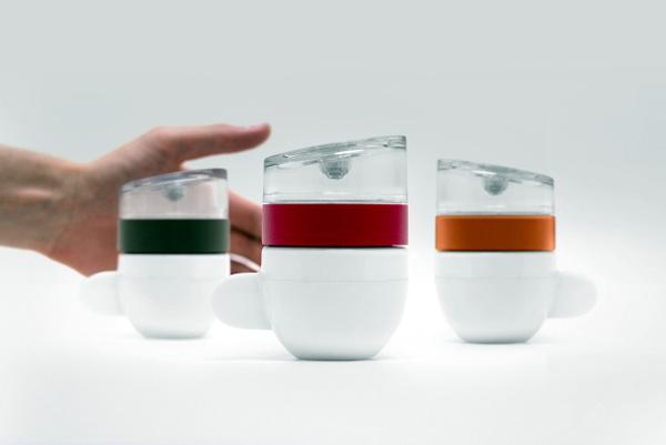 Piamo: koffie uit de magnetron