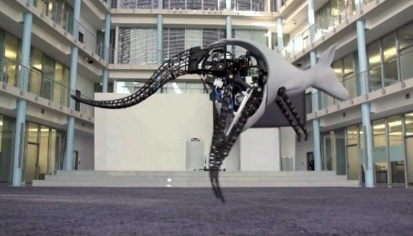 BionicKangaroo: de robot-kangoeroe