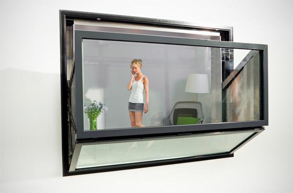 Bloomframe: balkon en raam in één