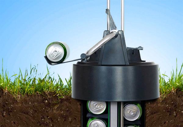 eCool: koude biertjes in de tuin zonder koelkast