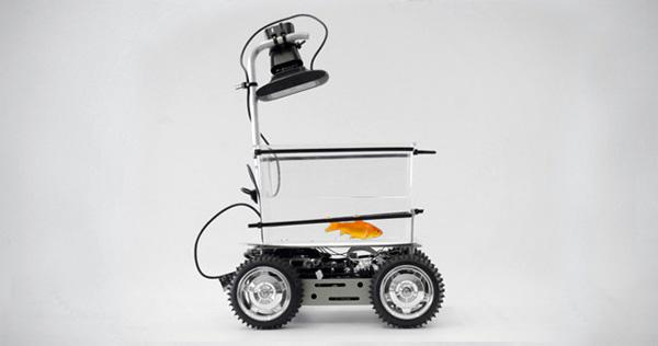 Nu te reserveren: een aquarium op wielen
