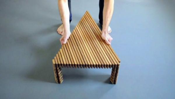 Lattice: de transformerende tafel