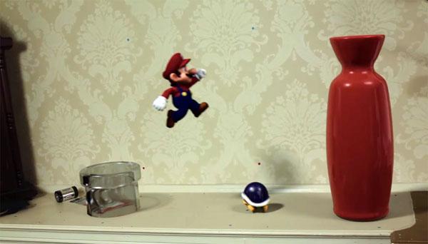 Als Mario alleen thuis is gaat het helemaal mis