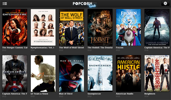 Popcorn Time voor Android: mobiel torrents streamen