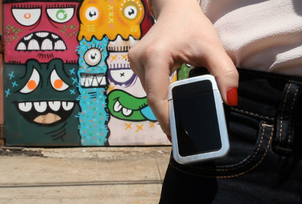 Quitbit: de aansteker die je helpt bij het stoppen met roken