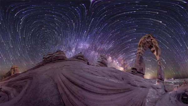 Planetary Panoramas: een schitterende 360 graden video van de hemel