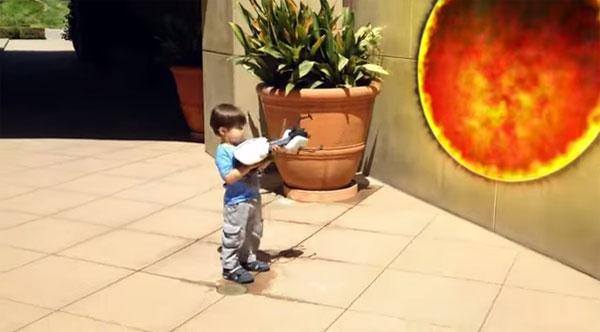 Action Movie Kid heeft nu ook een Portal Gun
