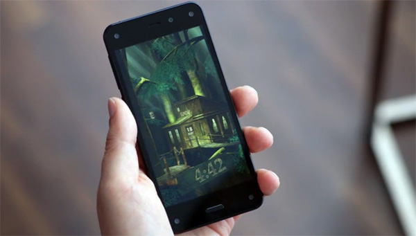 Fire Phone: een smartphone van Amazon met interessante 3D-technologie