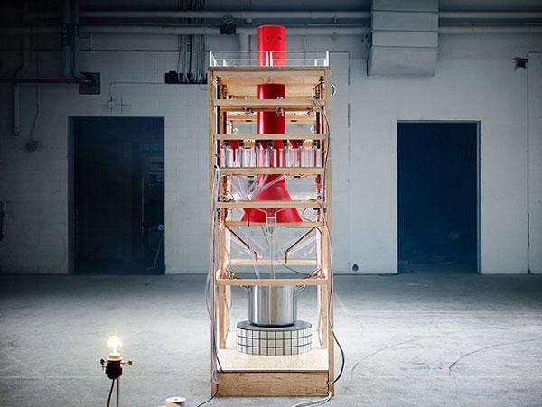 Collaborative Cooking Machine: koken via het web