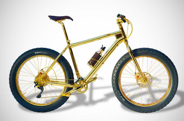 Een fiets van 1 miljoen