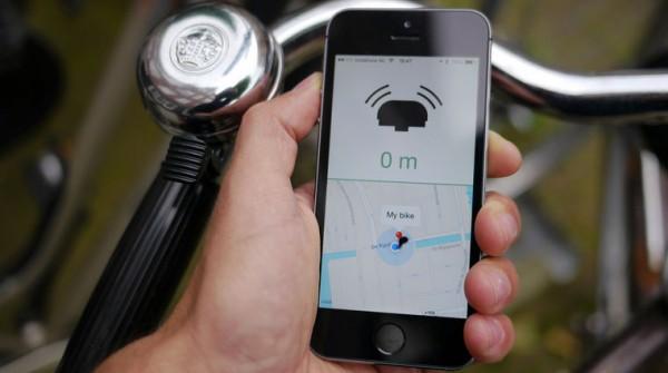 Nooit meer zoeken naar je fiets dankzij een slimme fietsbel