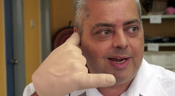 Handiheadset: de lulligste manier om iemand te bellen