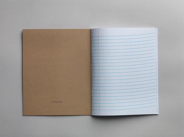 Inspiration Pad: een schrift waarin schrijven zonde is