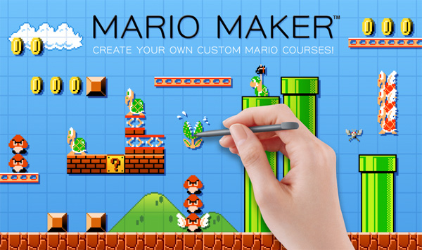 Mario Maker: maak je eigen Mario-levels