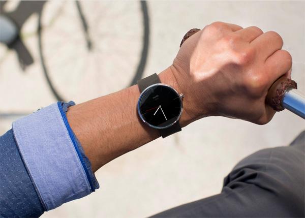 Moto 360 smartwatch gooit hoge ogen