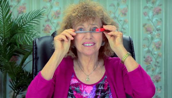 Wat ouderen denken van Google Glass