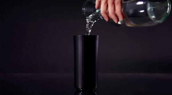 Vessyl: een beker die herkent wat je erin schenkt
