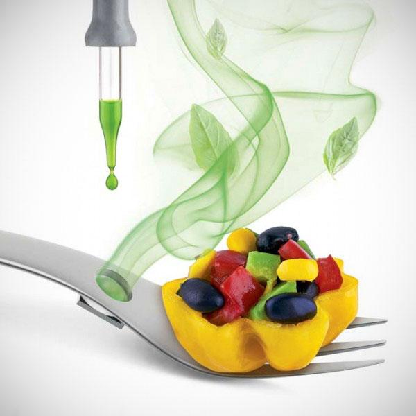 AromaFork voegt geur toe aan je eten