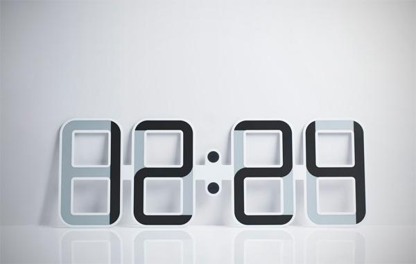 ClockOne: een minimalistische e-ink klok