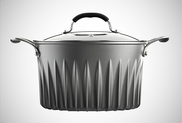 Flare: een pan die je laat besparen op de gasrekening
