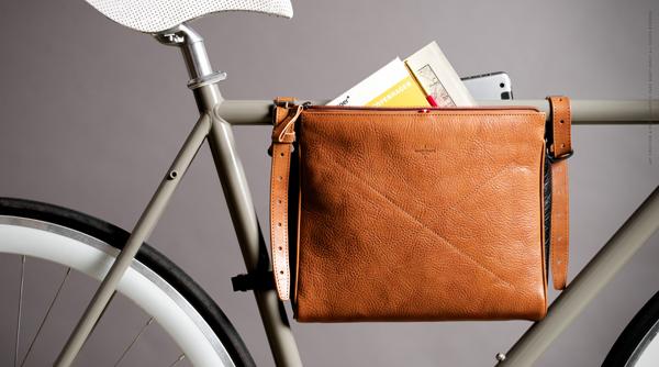 Frame Folio: een fietstas als geen andere