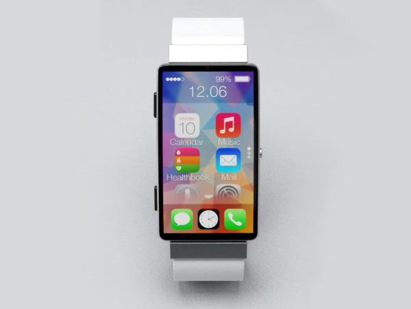 Laten we hopen dat Apple's iWatch er zo uit gaat zien