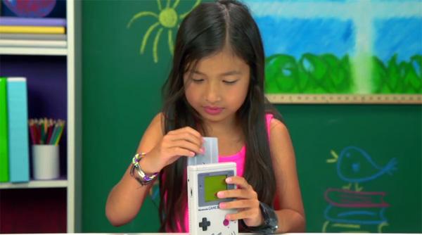Kinderen van nu vinden de Gameboy maar een onding
