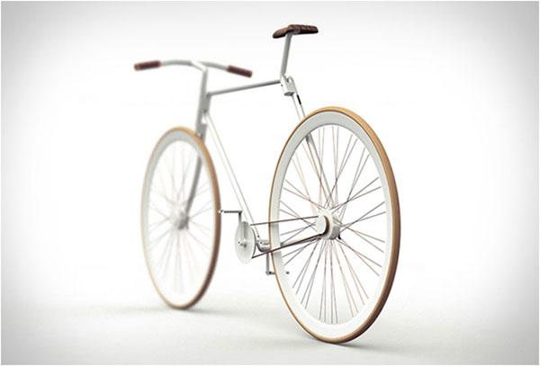 Kit Bike: een schitterende fiets die past in een tas