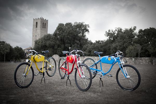 Otocycles: toffe retro-fietsen van Spaanse bodem