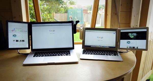 Packed Pixels: een tweede scherm voor je laptop