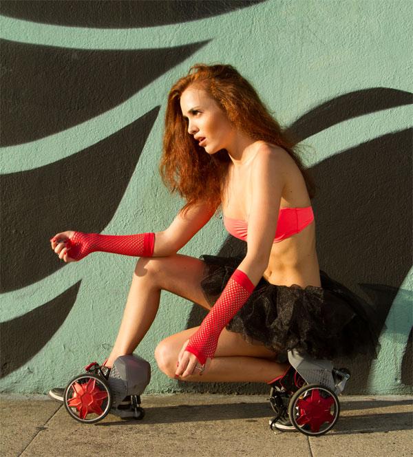 RocketSkates: elektrische rolschaatsen voor om je schoenen